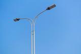 滨州路灯工程